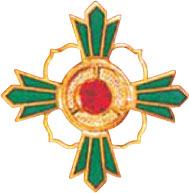 緑十字銀章