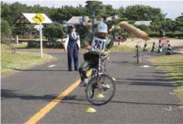 交通安全高齢者自転車神奈川県大会